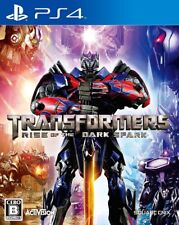 USED PS4 Transformers Rise of the Dark Spark