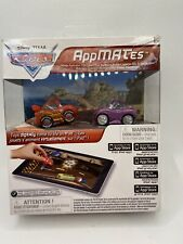 Disney Pixar Cars AppMATes Lightening McQueen and Holley  2 Pack