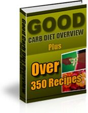 Good Carb Diet Overview by Nishant Baxi (2014, Paperback, Large Type)