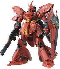 Gunpla Bandai Hobby MG Sazabi Version Ka Model Kit 1/100 Scale BAN185135