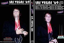Elvis - THE COMPLETE LAS VEGAS 69 SOUNDBOARD - 6 CD