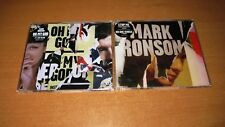 MARK RONSON - Oh My God / Stop Me ~ LOT OF 2 CD SINGLE