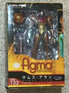 METROID SAMUS ARAN - Other M Max Factory Authentic figma 133 Nintendo figure