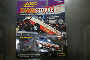 "Johnny Lightning Show Stoppers ""Thunder Wagon"" New on Blister Pack JSH"