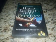 How to Keep People On The Right Track