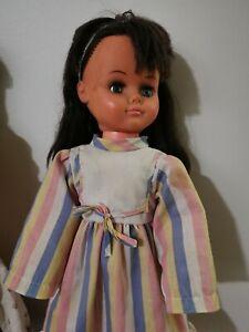 Vintage 1970's Regal Toy Ltd Canada Doll (Marked 249T)