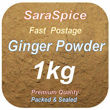 Ginger Powder 1kg - SaraSpices - Herbs & Spices