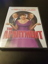 The Apartment Collectors Edition Dvd Jack Lemmon Brand New Free Shipping (Bx2)