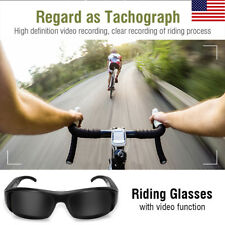 1080P Digital Camera Sunglasses HD Glasses Spy Eyewear DVR Video Recorder Cam US