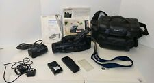 Sony CCD-FX630 Video Camera Recorder with Case & Charger