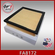 FA8172 CA11895 PREMIUM ENGINE AIR FILTER for 2014-2017 TOYOTA SEQUOIA V8 5.7L