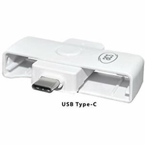 ACR39U-NF PocketMate II USB-C Smart Card Reader Cell Phones & Accessories
