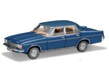 Holden HX Statesman De Ville Opal TO09B Blue TRAX 1 43 Scale Diecast Model Car