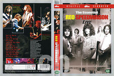 The Essential REO Speedwagon Live  DVD NEW