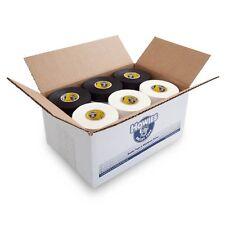Bulk Hockey Tape - 30 Rolls Black (15) and White (15) Howies Hockey Stick Tape