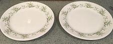 Dunn Bennett Rocklite Vitrified Hotel Ware Set of Two Plates