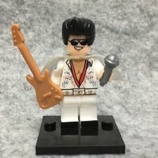 Elvis Presley Mini Figure Building Block Toy