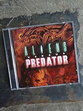 Original ALIENS vs PREDATOR - AVP - 1999, PC CD ROM Game - Steam NOT REQUIRED.