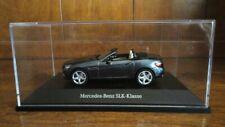SCHUCO Mercedes-Benz SLK 2011 Grey 1:43 Scale New in Box