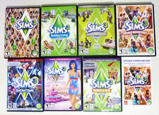 The Sims 3 + 3 Stuff + Showtime Limited Ed+Katy Perry+World adventures (WIN/MAC)
