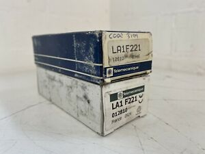 Telemecanique LA1F221 Contact Block