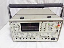 Hp Cerjac 156Mts 3535A01562 Sonet Maintenance Test Set No Cover
