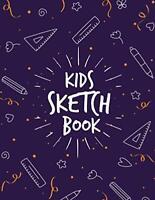 sketch book drawing paper pad for kids 9-12: blank sketc... by Farroud, Hinrissa