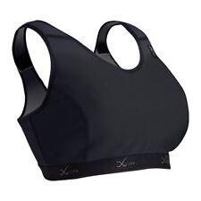 CW-X Black High-Impact StabilityX Running Bra Women's Size 38D 1014