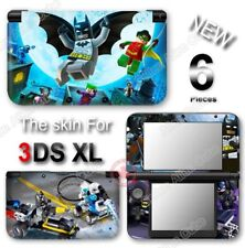 Batman Cool Skin Decal Vinyl Protective Sticker Cover #2 for Original 3DS XL