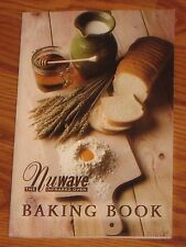 NEW NUWAVE PRO PLUS INFRARED OVEN REVOLUTIONARY COOKING RECIPE COOK BAKING BOOK