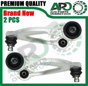 Front Upper LH + RH Control Arms Ball Joints For BMW X5 E70 X6 E71 E72 2007-ON