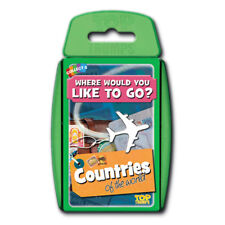 Top Trumps Countries of the World NEW