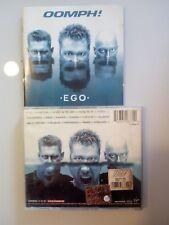 OOMPH ! - EGO  - CD ( VIRGIN 7243 810637 2 9)