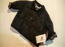 Hartstrings Corduroy Quilted Plaid Check Barn Jacket 12M Nwt $66