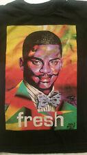90 Retro Fresh Prince of Bel-Air Rare Carlton Neff Shirt Graphic TShirt Medium
