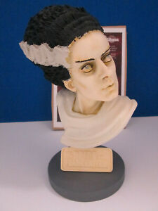 """GEOmetric 1/4 Scale Resin Bust of """"THE BRIDE of FRANKENSTEIN"""""""