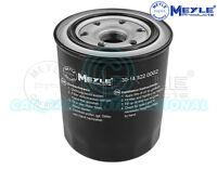 Meyle Oil Filter, Screw-on Filter 30-14 322 0002