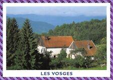 Carte Postale - Les Vosges, ferme dans la clairière