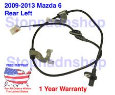 NEW ABS WHEEL SPEED SENSOR FITs 2009 - 2013 Mazda 6 Rear Left Driver Side