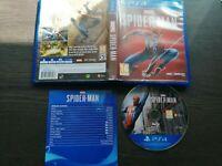 Marvel's Spider-Man PS4  marvel spiderman spider man sony 1ST CLASS