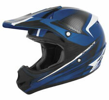 Cyber Youth UX-23 Carbonite Helmet Youth S Blue/Black