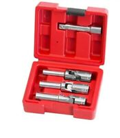 "Neilsen Diesel 4PC Glow Plug Socket Removal 3/8"" Square Drive Tool Set -CT0483"