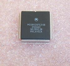 MC68030FE20B MOTOROLA QFP-132 MICROPROCESSOR NOS