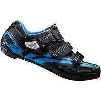 Shimano R107 Road Bike SPD SL Cycling Shoes - Black
