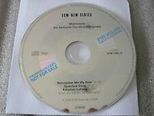 CD-MNEMOSYNE-REMEMBER ME MY DEAR-QUECHUA-JAN GARBAREK-(CD SINGLE)-1999-3 TRACK
