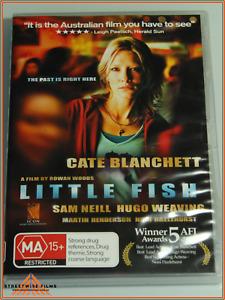 Little Fish (DVD, 2006)