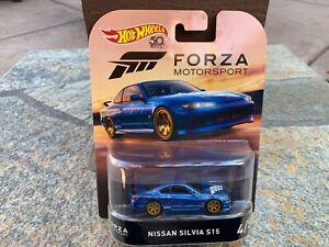 Hot Wheels Forza Motorsport Nissan Silvia S15 Premium