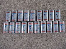 LOT OF 19 - Pepsi Soda Cans Denver Nuggets 76-77 NBA Midwest Division Champions