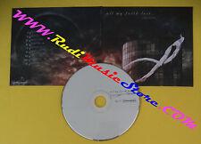 CD ALL MY FAITH LOST Decade 2009 italy digipack FINALMUZIK FM 17 no lp mc dvd