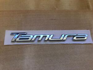 Genuine New MAZDA TAMURA BADGE Emblem Mazda 2 Mazda 3 Mazda 5 Mazda 6 MX-5 Miata